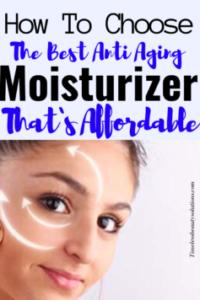 Best moisturizers for mature skin