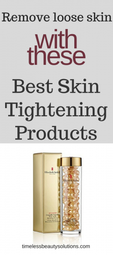 best skin tightening products