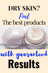 affordable dry skin care products
