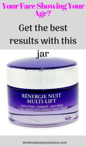 anti wrinkle cream products