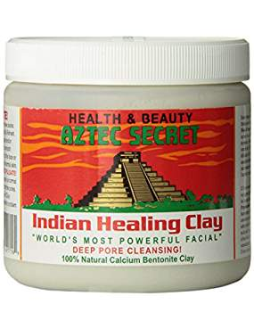 what is aztec secret indian healing clay