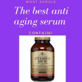 The best anti aging serum