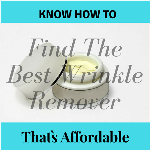 Affordable And Best Wrinkle Remover