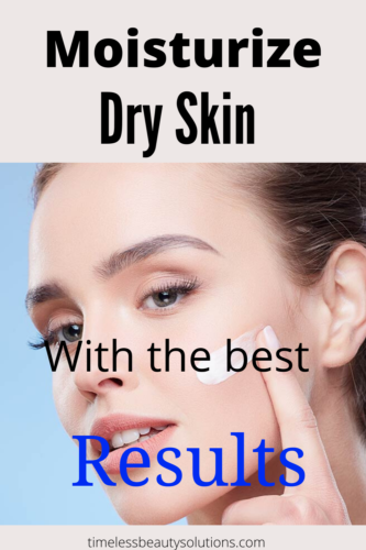 How to get rid of dry skin using these skin moisturizers and avoid that flaky facial skin that looks dull and tired.These products should not fail in your skin care routine
