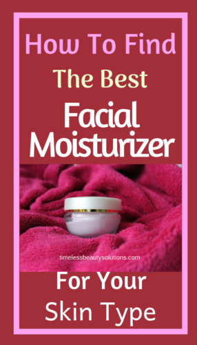 wondering how to find the best facial moisturizer for your skin?should you go for drug store moisturizers or brand name body moisturizers with SPF better?