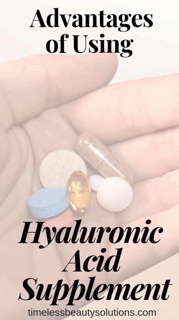 Hyaluronic Acid Supplement for the skin