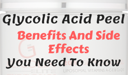 Find Glycolic Acid Peel Benefits and side effects so you can make informed decision if it`s right for you to use.