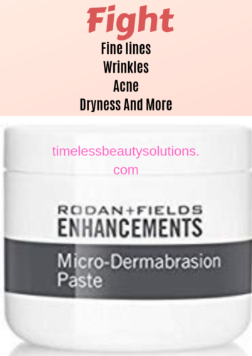 Rodan + Fields ENHANCEMENTS Micro-Dermabrasion Paste