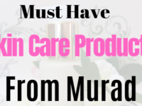 Murad Skin Care Products Are The Best And You`ll Love Them