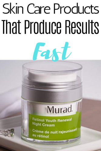 Murad Skin Care Products this is youth renewal night cream