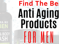Best Anti-aging Skincare Products for Men