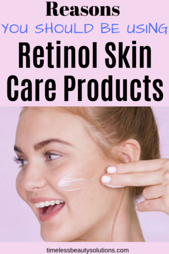 What Is In Retinol In Your Skin care products