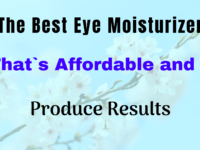 Why This Is The Best Eye Cream Moisturizer