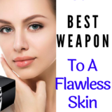 Wrinkle free face using nuface trinity facial device