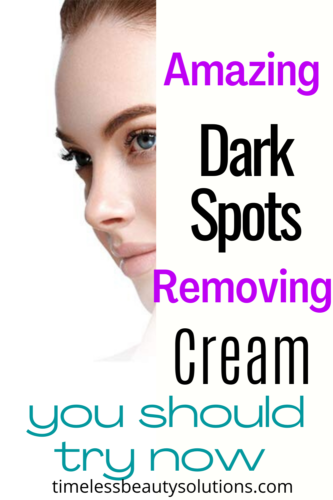 How to get rid of skin discoloration using this over the counter freckle cream.Want a blemish-free, and smooth skin? Ultra Brightening Spotless Oil treats and corrects skin discoloration