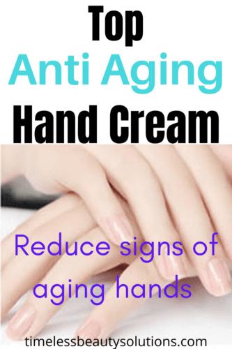 The Best Anti Aging Hand Cream