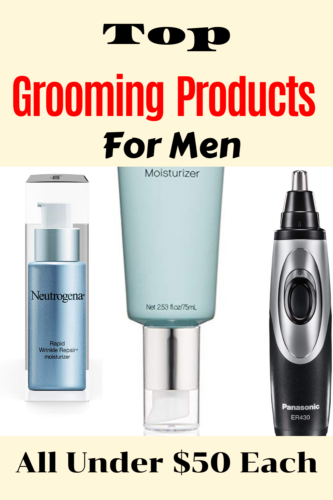 top grooming products for men