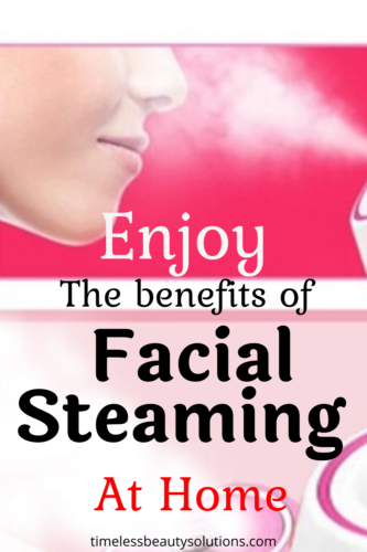 Best Facial Steamer For Home Use