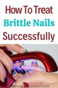 treat dry brittle nails