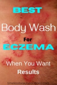 Best Eczema body wash