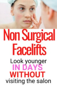 What Is A Non Surgical Facelift