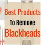 Blackheads removal
