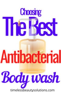 Best Antibacterial Body Wash for Women