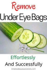 How To Get Rid Of Under-Eye Bags