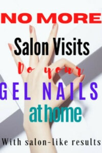 How To Do Gel Nails At Home For Beginners - The Ideal Way. This guide will teach you the step by step process for getting a Gel nails at home and have it looking as good as that from a salon.