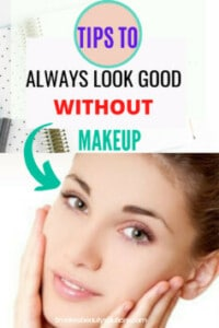 improve skin texture and look beautiful without makeup you can even fix saggy eyelids without applying makeup on your face.