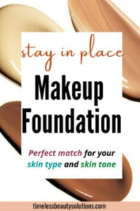 the right face makeup drugstore foundation dupes and primers to conceal large pores,these double wear stay power makeup foundations works in all skin types.