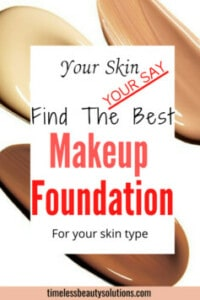 Want to cover imperfections or just need a no makeup day,find the best makeup foundation that works for your skin foundation dupes and primers to conceal large pores and stays in place.