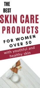 if you are looking for the best skin care for women over 50 then this post is not you