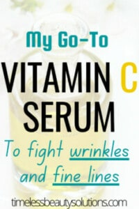 lightweight,non-greasy, and contain the good stuff like Hyaluronic acid, Ferulic Acid, anti-aging properties that your skin needs.If you`re looking for Truskin Vitamin C Serum alternatives