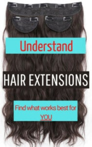 How to find the best hair extensions for short hair that will suit your hair type and needs